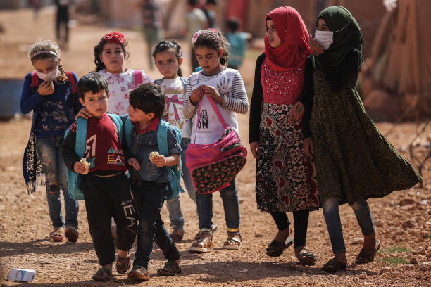 SYR: School Year Starts In Idlib