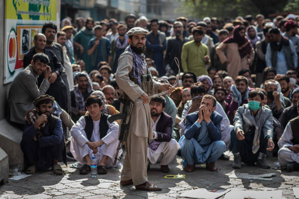AFG: Daily Life In Kabul