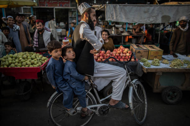 AFG: Daily Life In Afghanistan