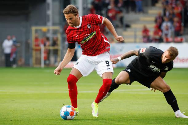 DEU: Bundesliga SC Freiburg - FC Augsburg