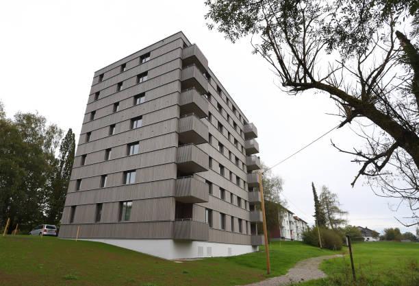 DEU: Wooden High-Rise Building