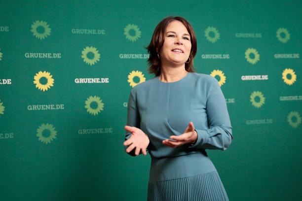 DEU: German Parliament Election Campaign - Greens
