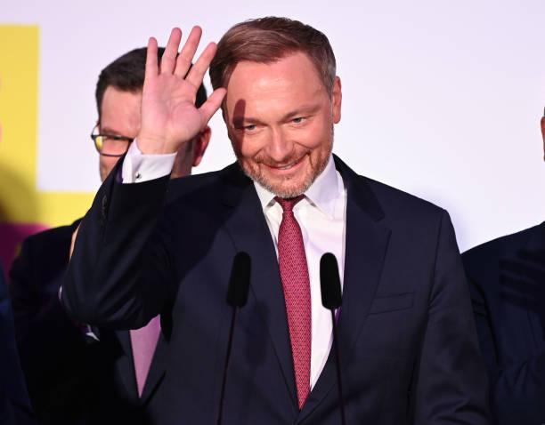 DEU: Federal Election - Election Party FDP