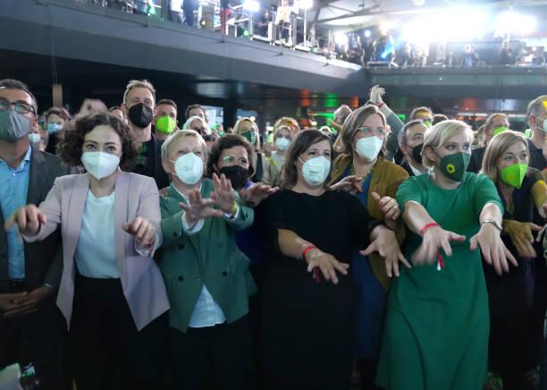 DEU: Federal Election - Election Party Greens