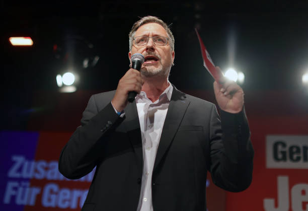 DEU: Federal Election - Election Party Die Linke