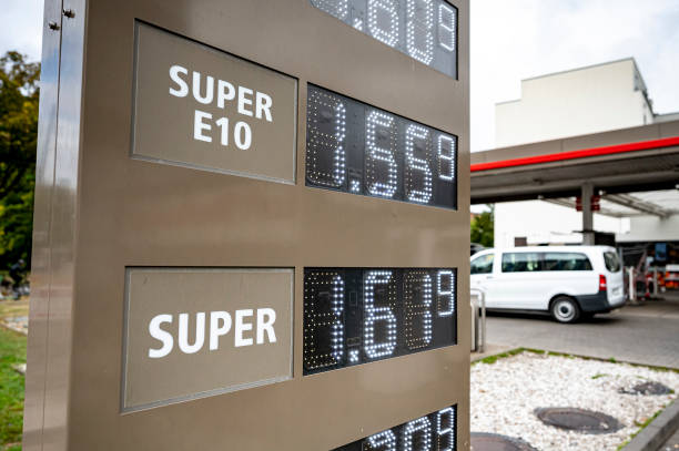 DEU: Fuel Prices On The Rise
