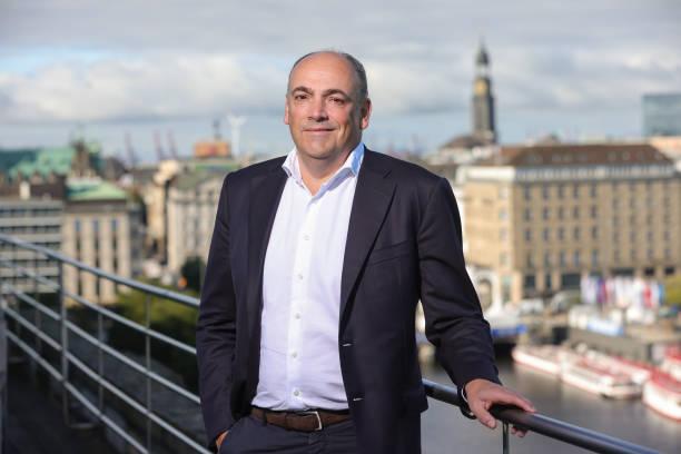 DEU: Hapag-Lloyd CEO Habben-Jansen