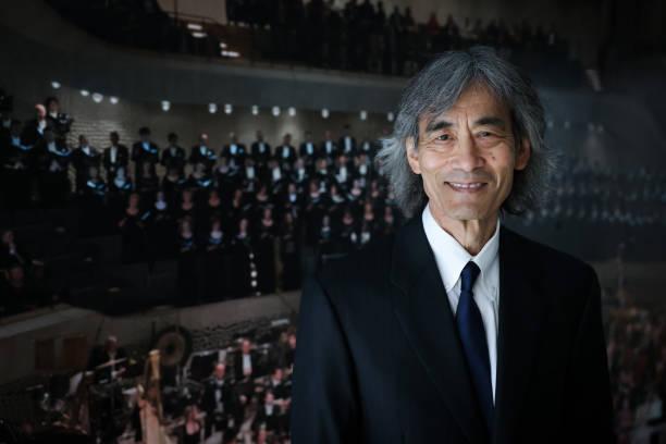 DEU: Music Director Kent Nagano