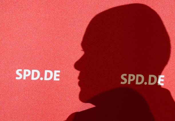 DEU: SPD Election Campaign - Olaf Scholz In Wolfsburg