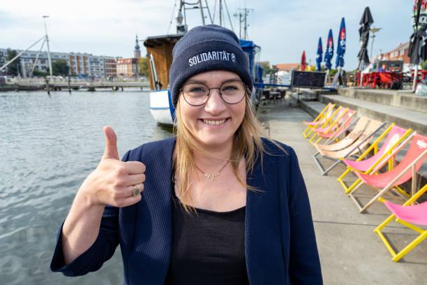 DEU: After The Federal Election - SPD Anna Kassautzki