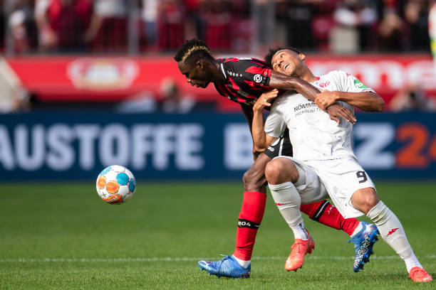 DEU: Bundesliga Bayer Leverkusen - FSV Mainz 05