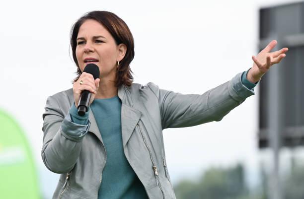 DEU: Election Campaign - The Greens