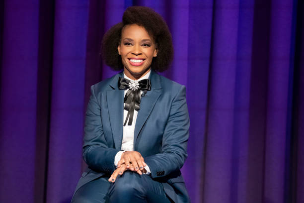 "CA: Peacock's ""The Amber Ruffin Show"" - Season 1"
