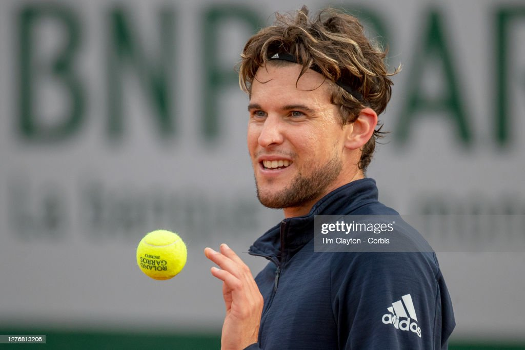 French Open Tennis. Roland-Garros 2020. : News Photo