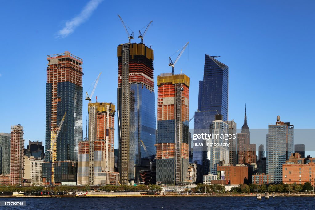 September 28th 2017 View From The Hudson River Of Massive 28 Acres