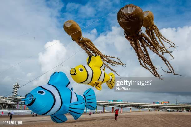 September 28th, Scheveningen, The Hague. Scheveningen is the most-visited beach resort in Holland. The international Kite Festival Scheveningen makes...