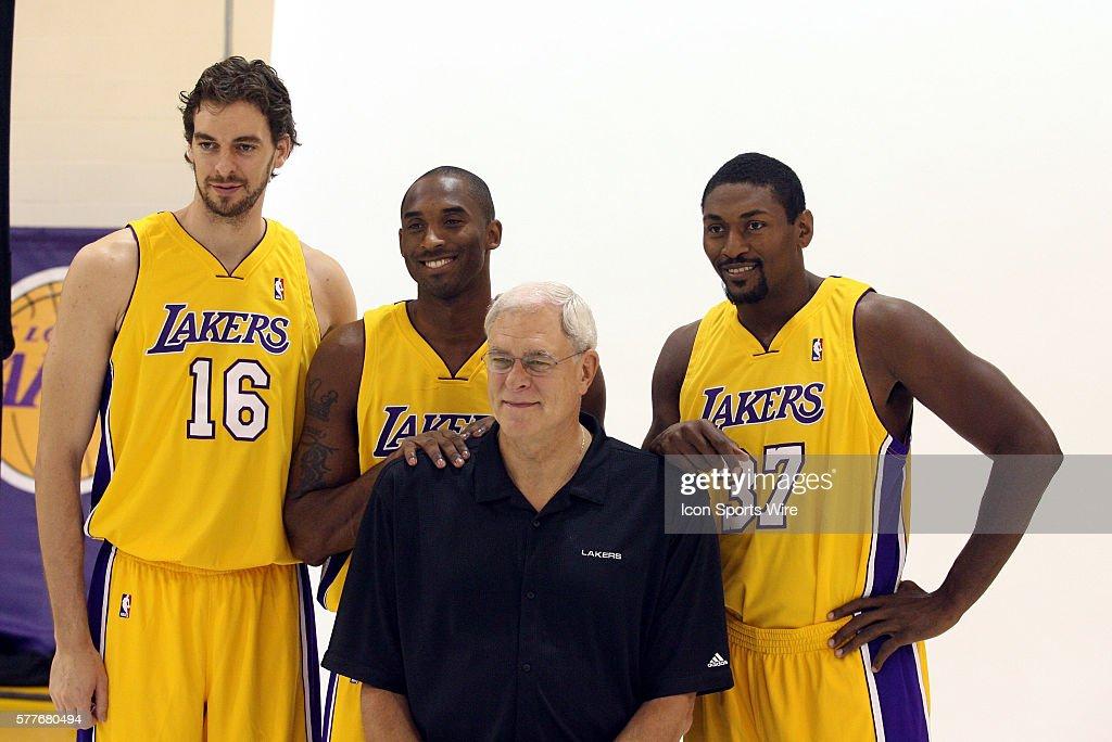 NBA: SEP 29 Lakers Media Day : News Photo