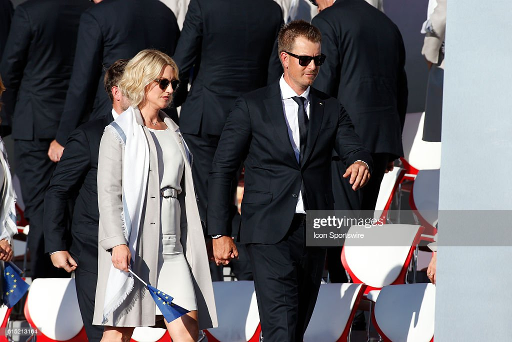 GOLF: SEP 29 PGA - Ryder Cup - Opening Ceremony : News Photo