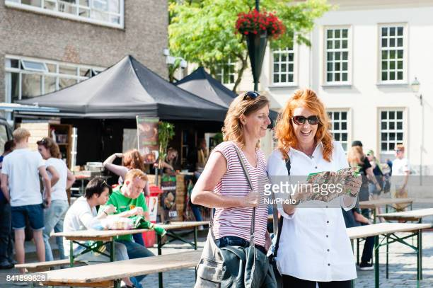 September 2nd Breda Every year thousands of natural redheads gather in the small Dutch town of Breda to celebrate International Redhead Day The event...