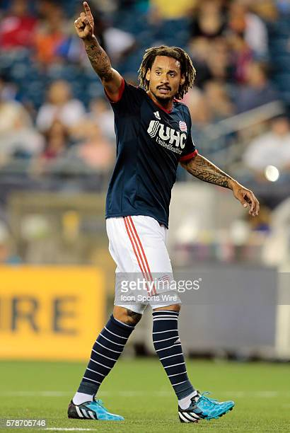 New England Revolution's Jermaine Jones The New England Revolution defeated Sporting Kansas City 31 in a regular season Major League Soccer match at...