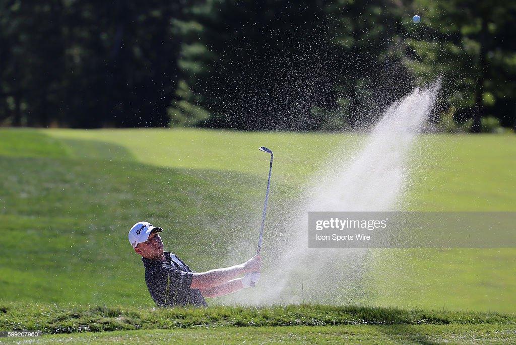 GOLF: SEP 06 PGA - Deutsche Bank Championship - Third Round : News Photo