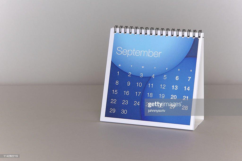 9 月です。 : ストックフォト
