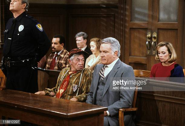 "September Song"" - Airdate: February 12, 1985. ROBERT ALAN BROWNE ;VANCE COLVIG JR.;ROBERT MANDAN;MARY CADORETTE"