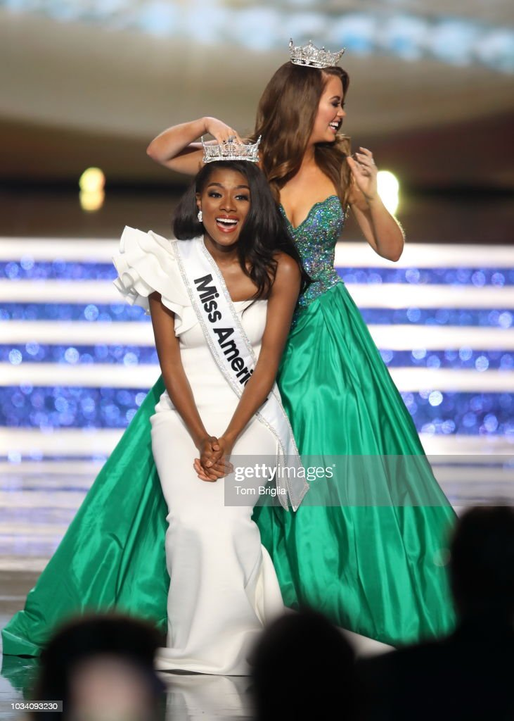 Miss New York Nia Franklin wins the 2019 Miss America Pageant held in Historic Boardwalk Hall on Sunday September 9, 2018 in Atlantic City New Jersey. Tom Briglia /Getty Images