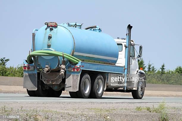 Abwasser Tank Pump Truck