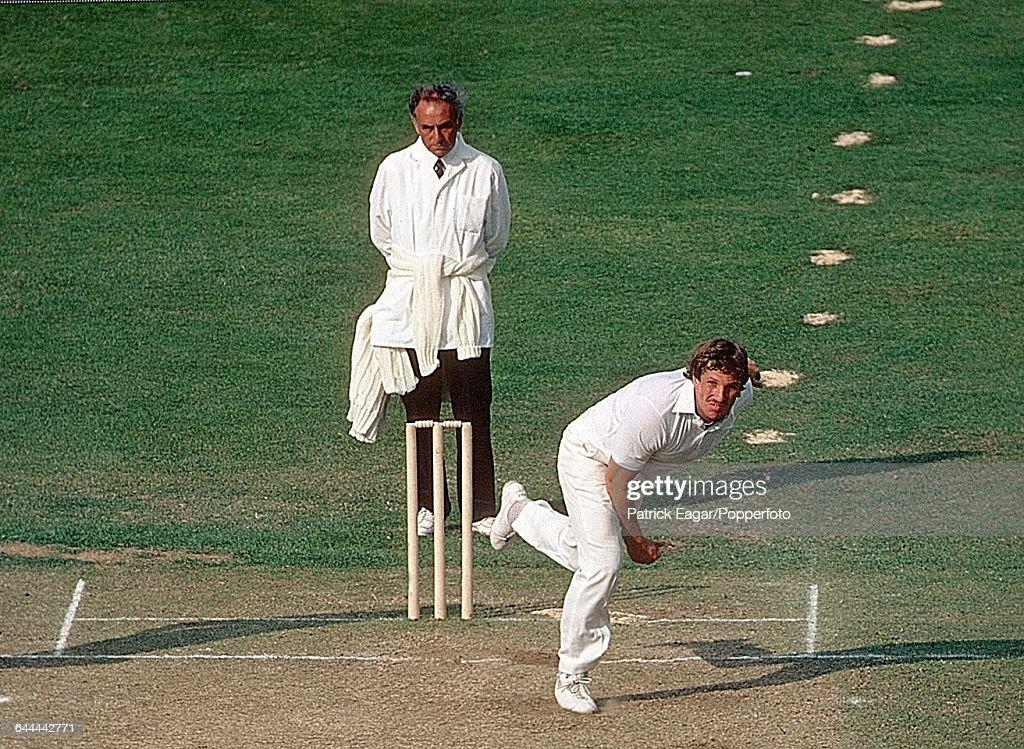 1st Test Match - England v India : News Photo