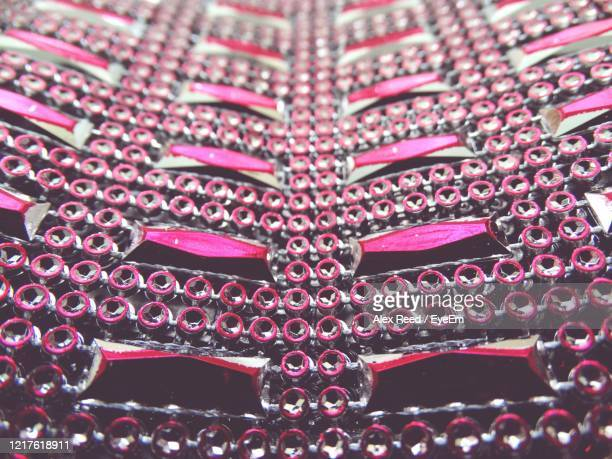 sequinned material. - alex reed stock pictures, royalty-free photos & images