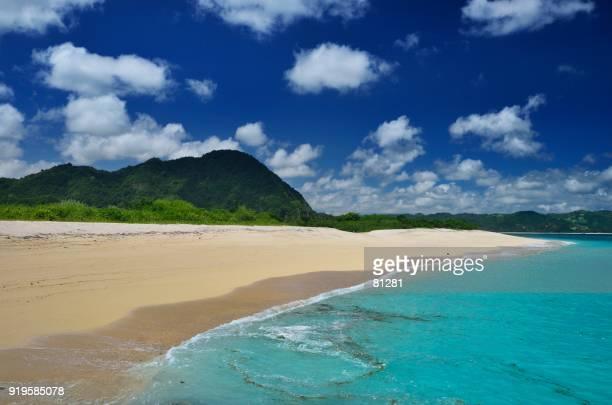 Serangan beach, Lombok, West Nusa Tenggara, Indonesia