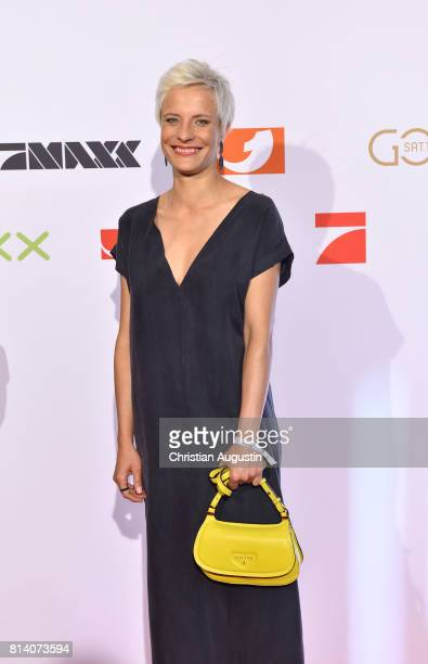 Seraphina Kalze attends the program presentation of the television channel ProSiebenSat1 on July 13 2017 in Hamburg Germany