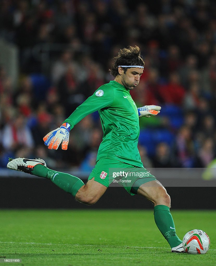 Wales v Serbia - FIFA 2014 World Cup Qualifier