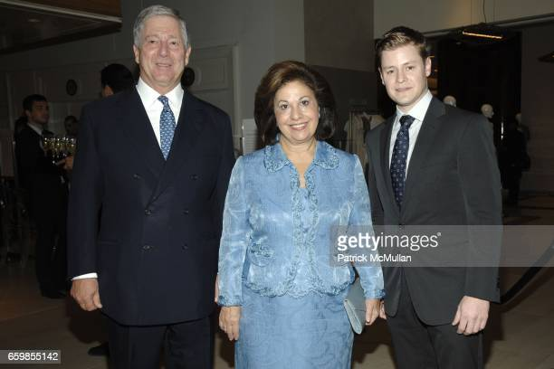 Serbian Crown Prince Alexander II and Crown Princess Katherine and Kipton Cronkite attend 2010 KiptonART Rising Finalists Party hosted by SAKS...