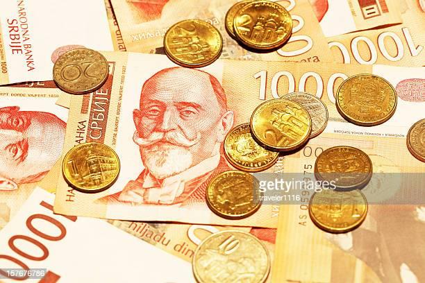 Monnaie serbe