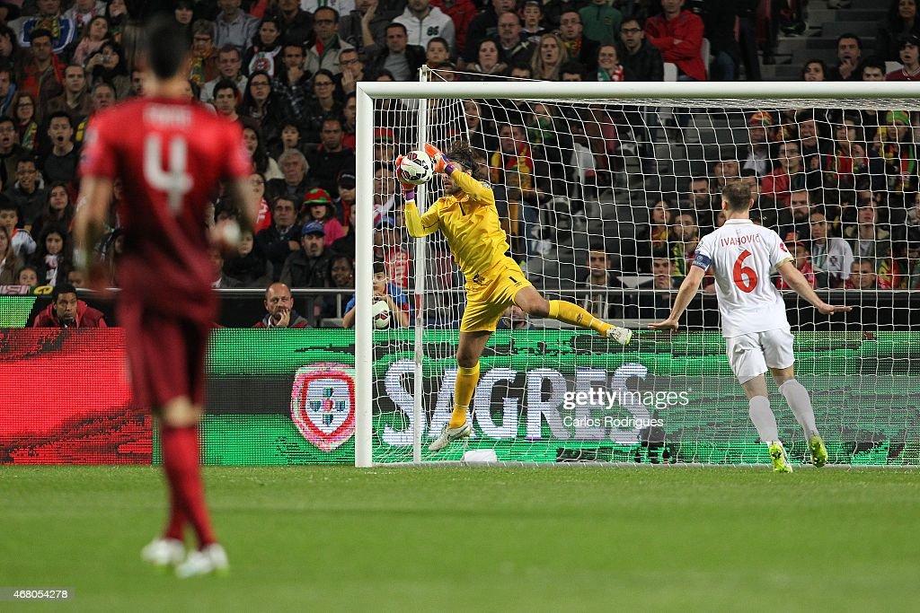 Portugal v Serbia: UEFA Euro 2016 Qualifying