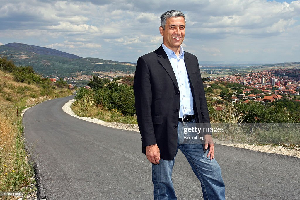 Kosovo Serb Politician Oliver Ivanovic Shot Dead Outside His Party Offices