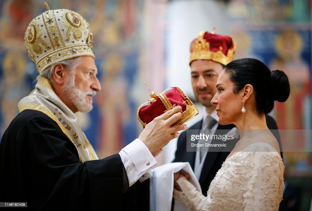 SRB: Wedding Of Dusan Karadjordjevic And Valerie Demuzio At Oplenac