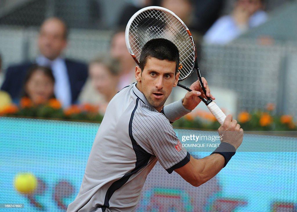 TENNIS-ESP-ATP : News Photo