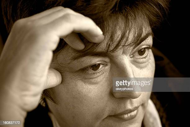 Serbian Woman's Portrait