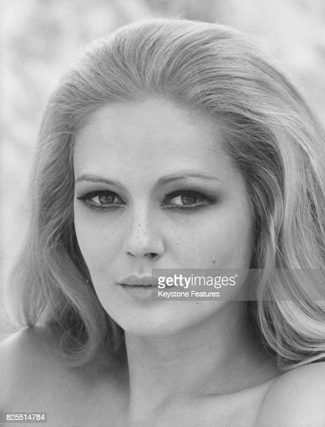 SerbianItalian actress Beba Loncar September 1970