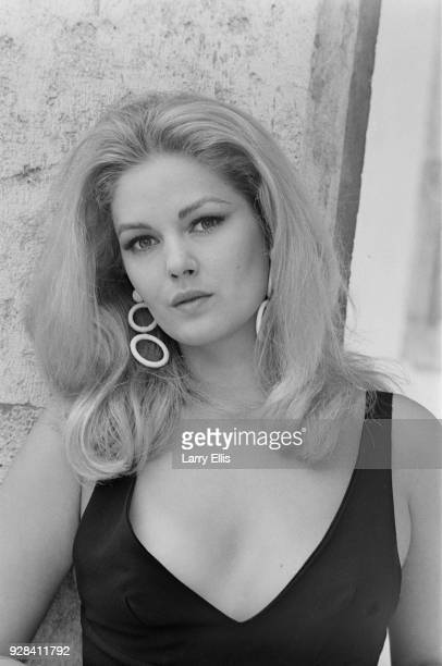 SerbianItalian actress Beba Loncar UK 19th June 1968