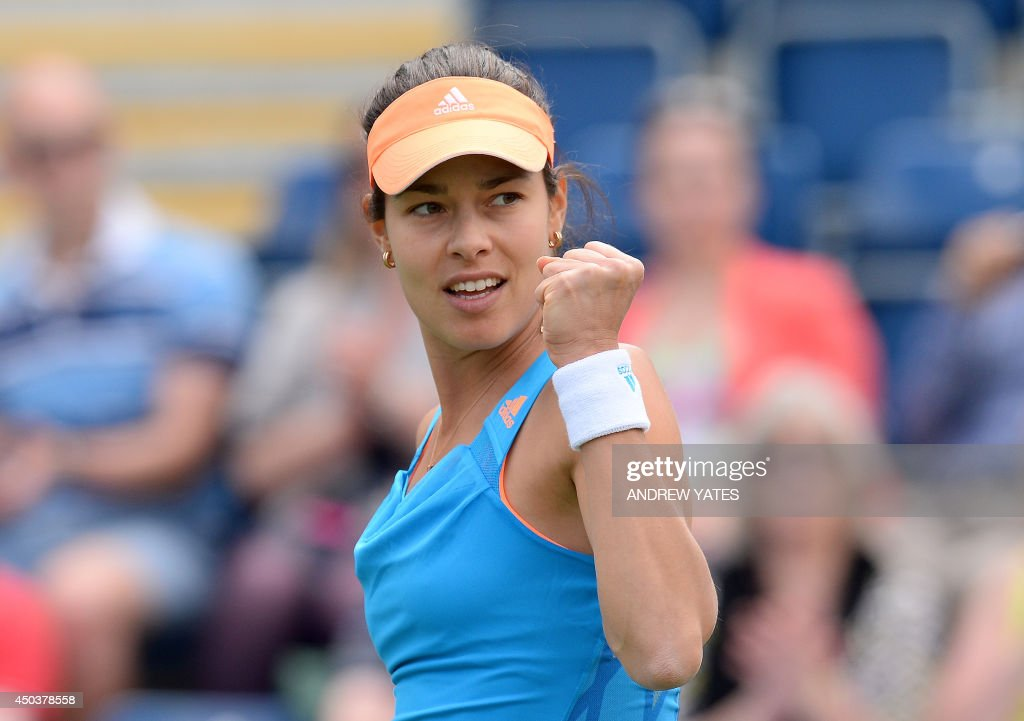TENNIS-WTA-GBR-AEGON : News Photo