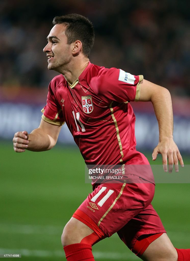 FBL-WC2015-U20-MLI-SRB : News Photo