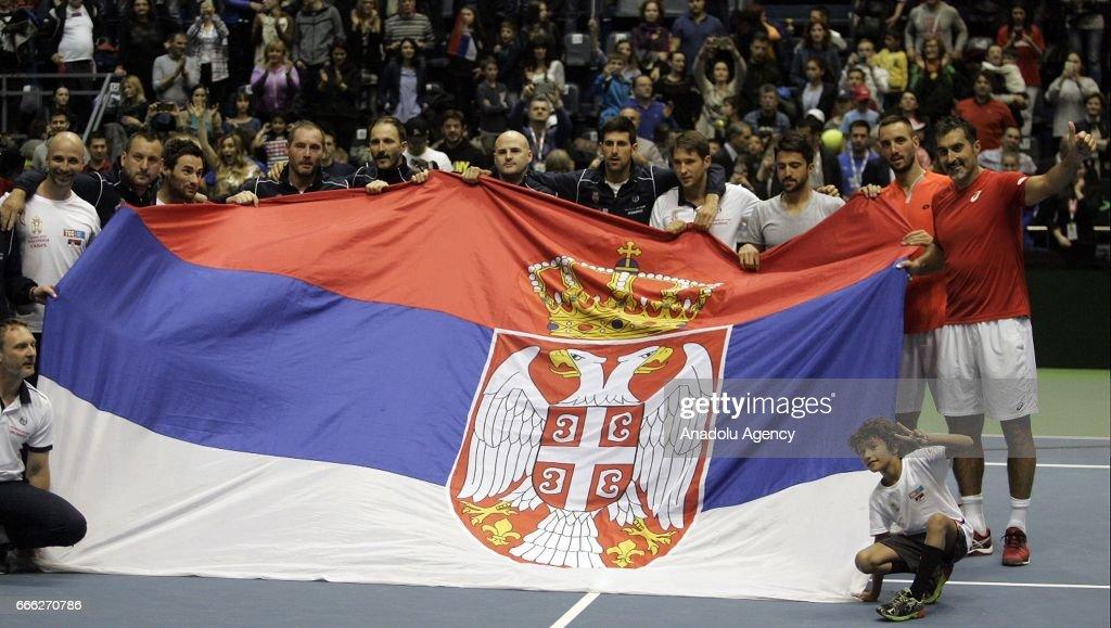 Davis Cup World Group : News Photo