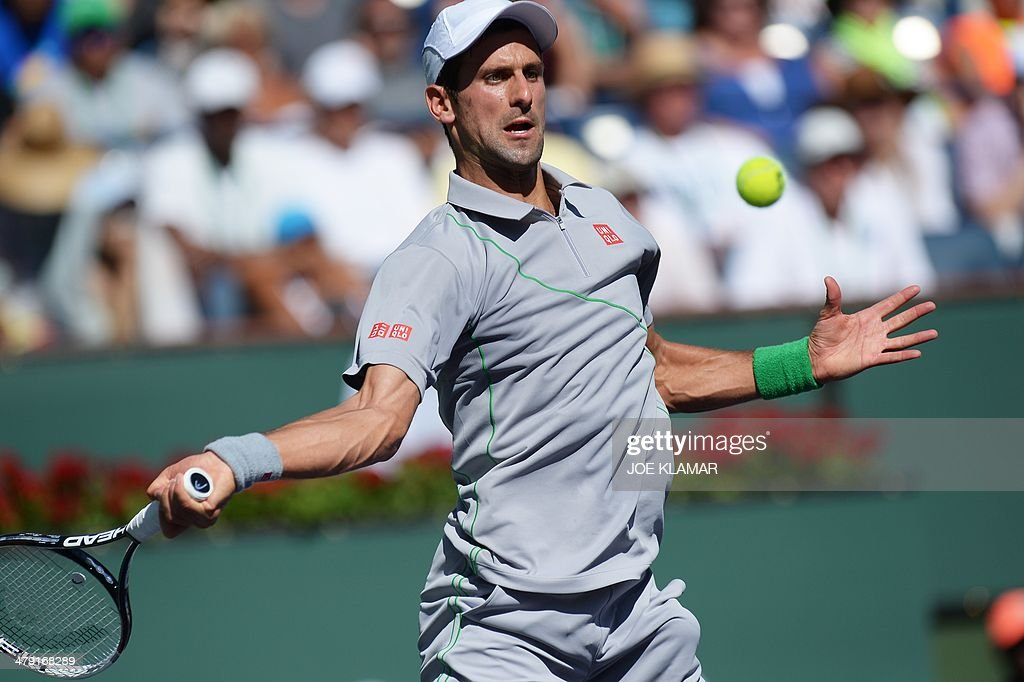 TEN-WTA-BNP-PARIBAS-OPEN : News Photo