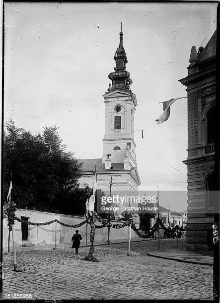 Serbie BelgradeCathedrale/Serbie/Serbie between 1900 and 1919