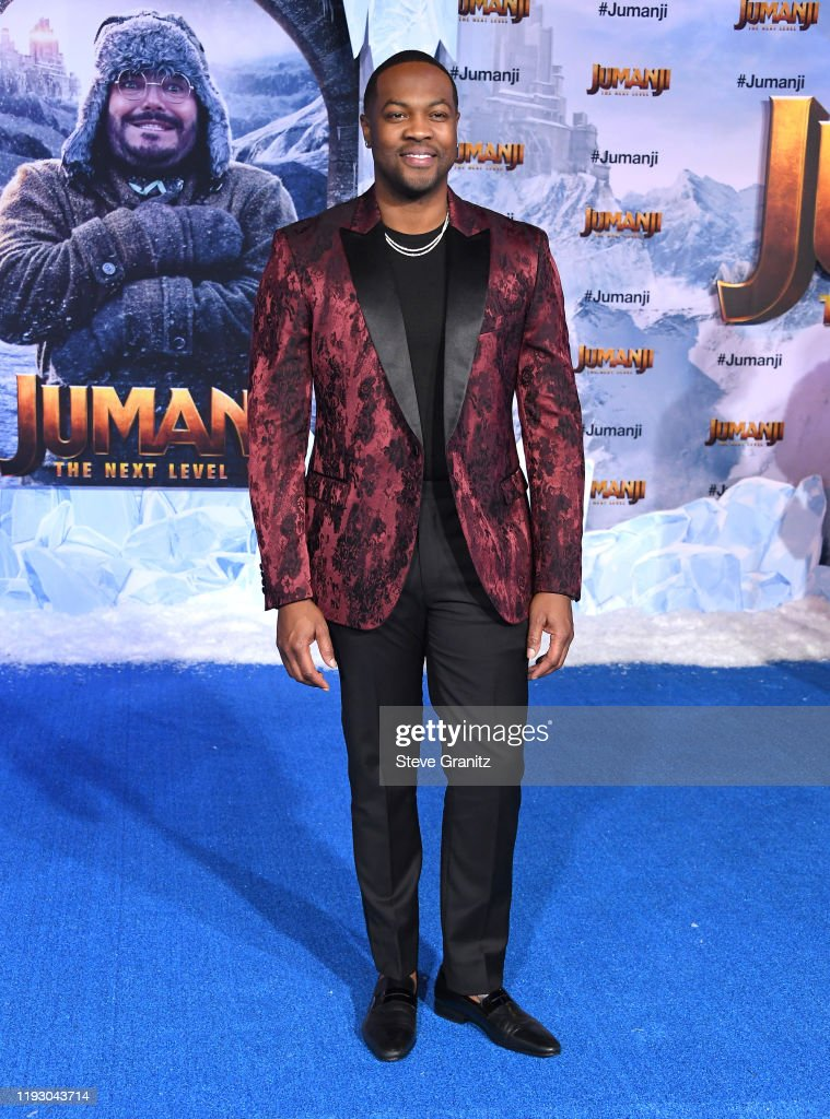 """Premiere Of Sony Pictures' """"Jumanji: The Next Level"""" - Arrivals : News Photo"""