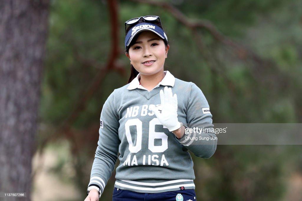 JPN: T-Point x ENEOS Golf Tournament - Round One